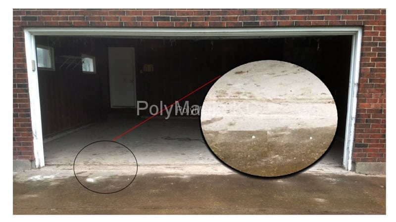 Garage - After - Project Pricing $1500