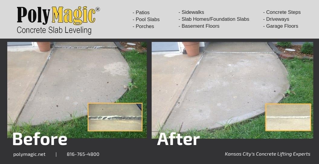 Lifting Concrete The Poly Way Polymagic 174 Concrete Slab